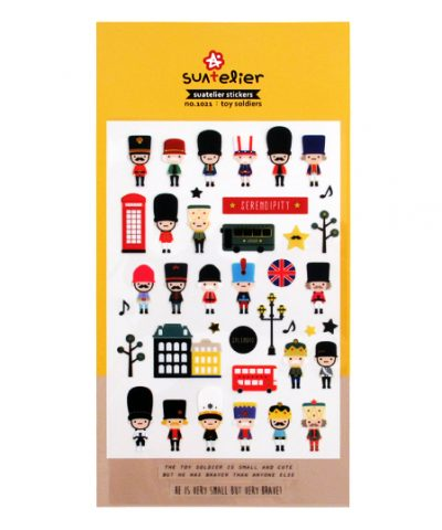 British Soldier stickers5490586a