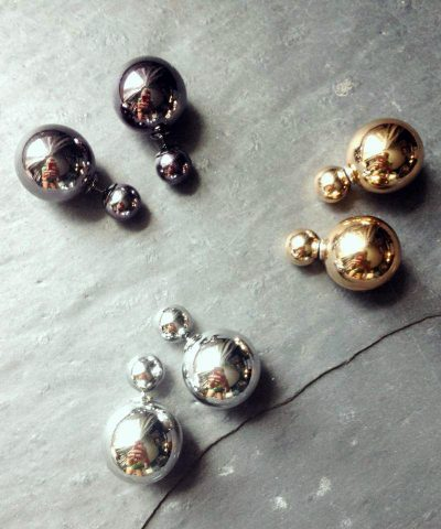 Bubble earrings metalics_9219940730410851506_n