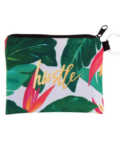 Hustle coin purse
