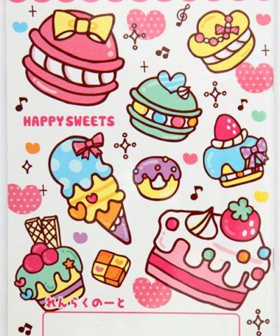 Q-Lia-School-Notebook-kawaii-cake-cupcake-macaroon-105000-1 copy