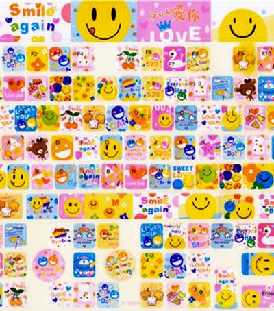 SMILEY Keyboard stickers smiley