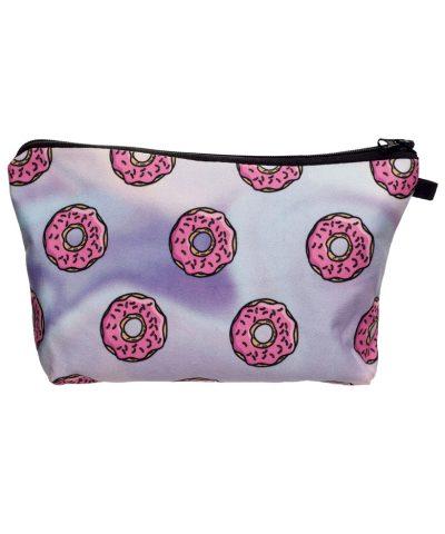 Zohra-Holo-Donuts-3D-Printing-Travel-Women-Maleta-de-Maquiagem-Cosmetics-Bags-Neceser-Organizer-Storage-Cases-5