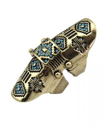 native-knuckle-ring-ethnic-exaggerated-crystal-statement-adjustable-rings-armor-jewelry-for-man-women