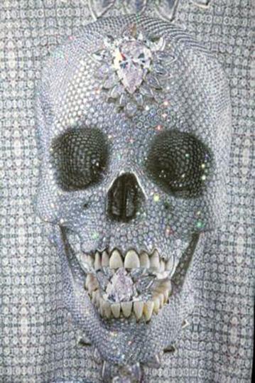 Diamond Skull_819