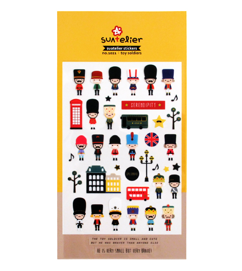 British Soldier stickers5490586a