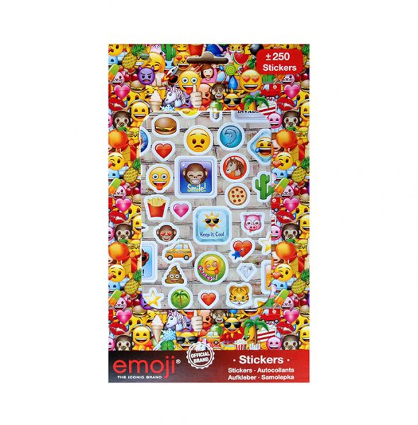 emoji-crazy-sticker-set