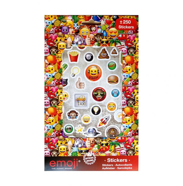 emoji-party-sticker-set