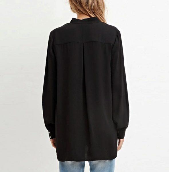 Draped Shirt3