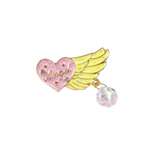 Loving Glitter Angel