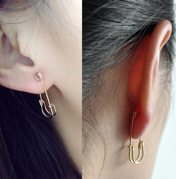 Safety earrings