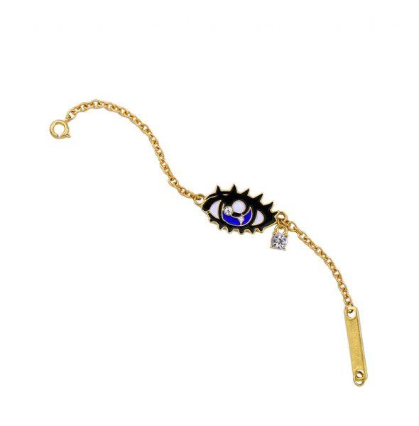 Blue-Eye-Charm-Bracelet-For-Women-Chains-Bracelet-Jewelry-2016-2