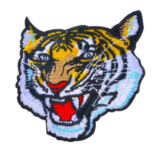 1 GRRR Tiger patch
