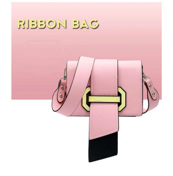 PINK RIBBON BAG visual