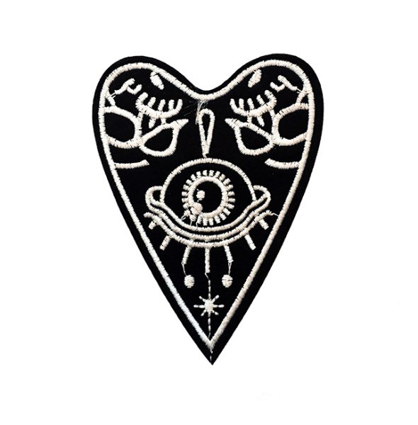 UFO HEART patch