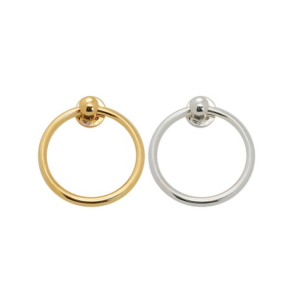 Leiiy-2-Colors-Elegant-Dangle-Hollow-Circle-Copper-Brooches-For-Women-Silver-Gold-color-Design-Simple