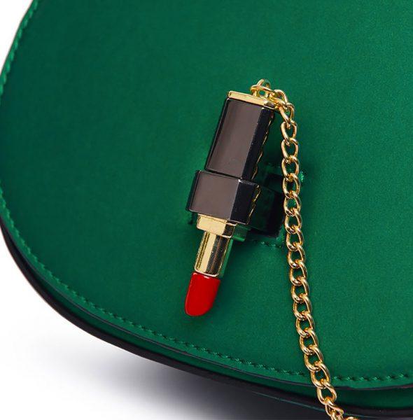 Lipstick Saddle bag 2
